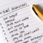Tips on Keeping New Year's Resolutions