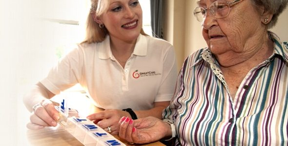 24 Hour Elderly Home Care Services